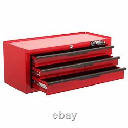 Hilka Tool Chest 3 Drawer Add On Tool Storage Chest Box Cabinet