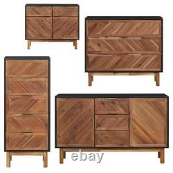 Sideboard Storage Cabinet Chest Of Drawers Cupboard Console Table Wood Buffet