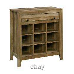 Storage Accent Chest Cabinet Console Entry Hall Wood Rustic Farmhouse Furniture