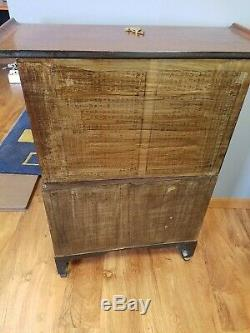 Vintage Oriental Asian Apothecary Table Top Chest of 18 Drawers Storage Cabinets